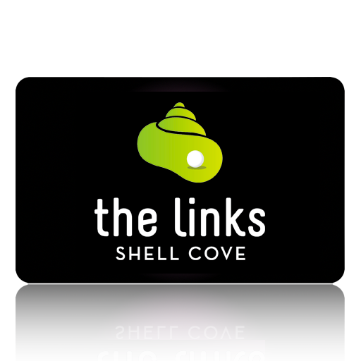 Gift Card The Links Shell Cove