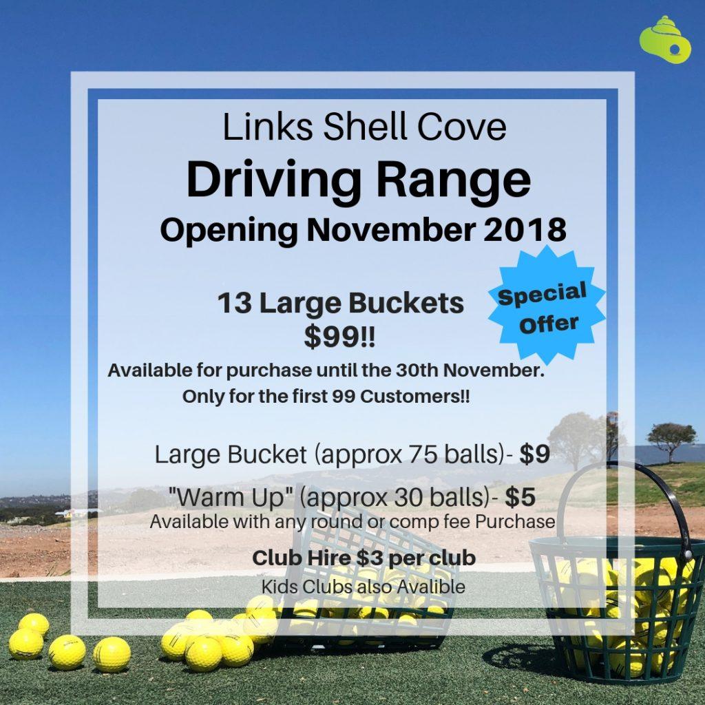 Links Driving Range